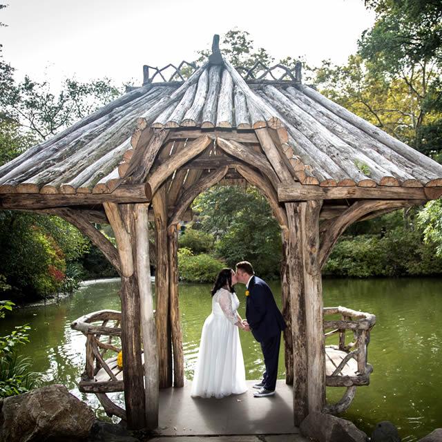 Central Park Wedding Planner New York