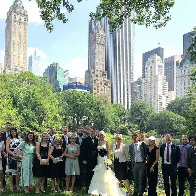 Elope to NYC, Central Park, Gapstow Bridge Weddings, Get