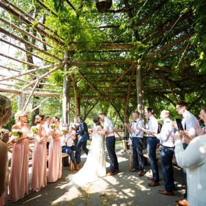 Cop Cot Central Park Weddings Wagners Cove