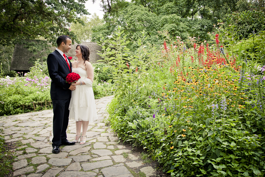Central Park Wedding Package Costshakespeare Gardens